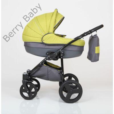 Berry Baby Lux 3in1 babakocsi szett (autós hordozóval és adapterrel): Z-18