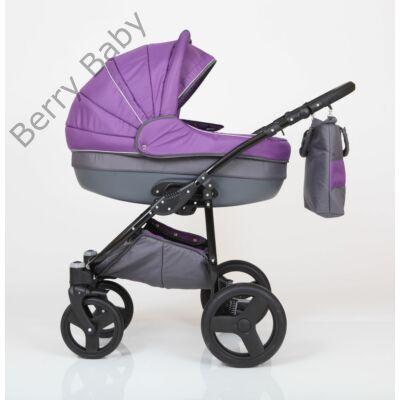 Berry Baby Lux 3in1 babakocsi szett (autós hordozóval és adapterrel): Z-19