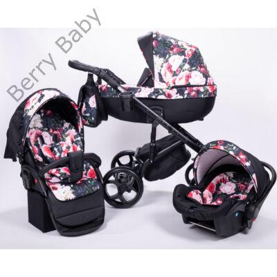 Berry Baby - Sojan KUGA Classic multifunkciós babakocsi szett: ROSE
