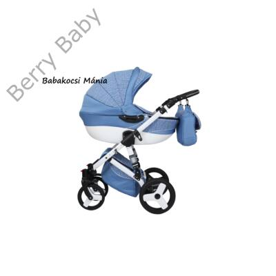 Berry Baby Torrino 3in1 multifunkciós babakocsi szett (autós hordozóval és adapterrel): T-1