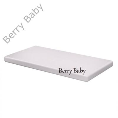 Szivacs matrac kiságyba- hófehér 70x140x6cm