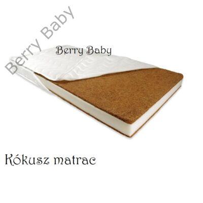 Kókusz matrac -rétegelt- kiságyba: 70x120x8cm