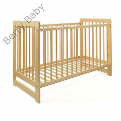 Baba- Mama ágy (babaöböl) -Kiságy Tomi XXI- fenyő