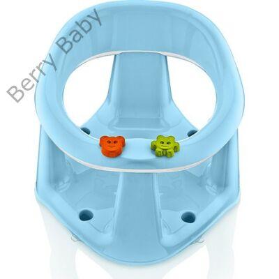 Biztonsági ültető karika-fürdetőkarika kék