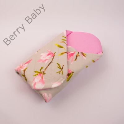 Berry Baby Exclusive kókusz pólya kivehető gerinctámasszal: Magnolia