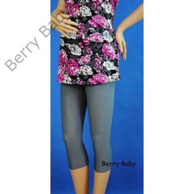 beb7bfbcf6 Kismama cicanadrág- 3/4-es leggings GRAFIT: XXL - Kismama 3/4-es ...