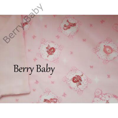 Berry Baby huzat szett ovisoknak: Rózsaszín hercegnős