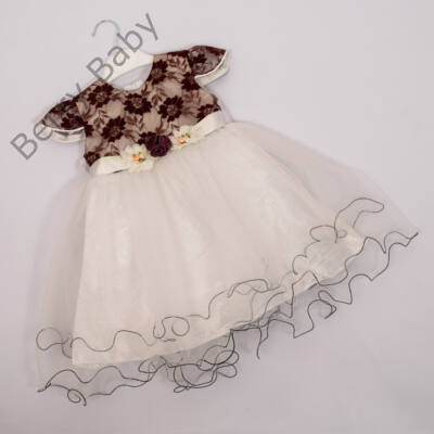 Kislány alkalmi ruha- kb. 2 éves gyermekre