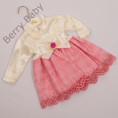 Kislány alkalmi ruha- kb. 6-9 hónapos babára