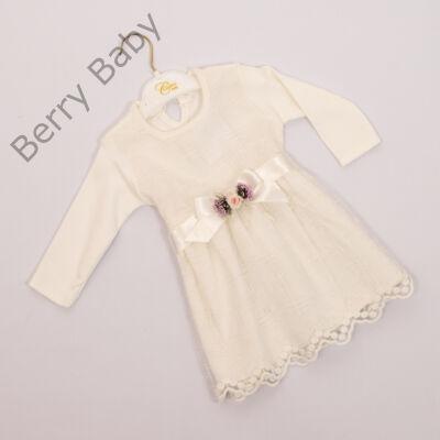 Kislány alkalmi ruha- kb. 1,5 éves babára