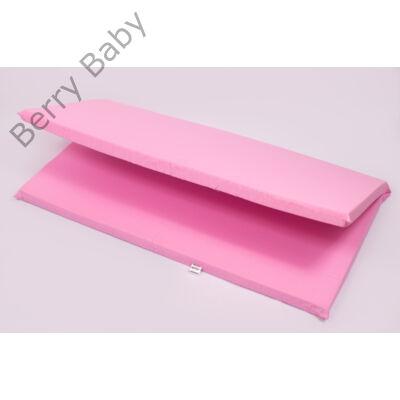 Rózsaszín járóka matrac