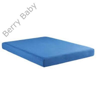 Járóka és utazójáróka matrac a Berry Baby-től - Kék