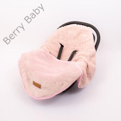 Berry Baby babahordozós takaró: púder