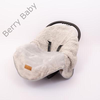 Berry Baby babahordozós takaró: szürke