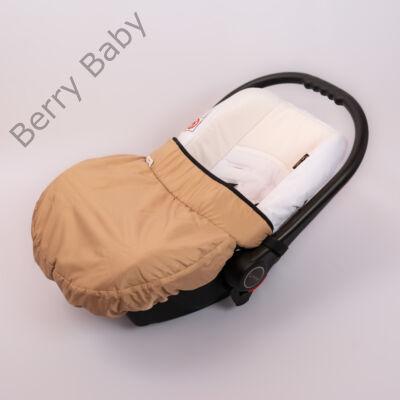 Univerzális Berry Baby lábzsák babahordozóra: mogyoró