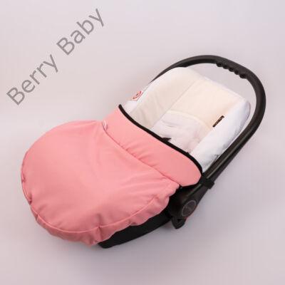 Univerzális Berry Baby lábzsák babahordozóra: rózsaszín