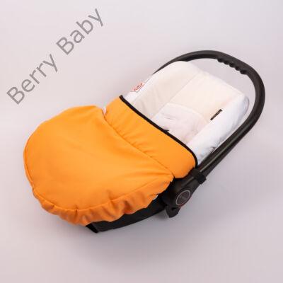 Univerzális Berry Baby lábzsák babahordozóra: narancs