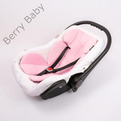 Berry Baby Pamut szűkítőbetét /alátét hordozóba 4-12 hó- BABARÓZSASZÍN (univerzális)