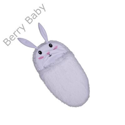 Berry Baby BUNNY bundazsák - fehér nyuszi