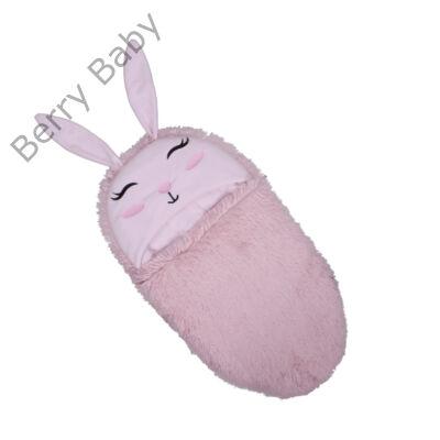 Berry Baby BUNNY bundazsák - rózsaszín nyuszi