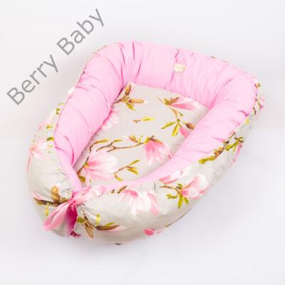 Berry Baby EXCLUSIVE Babafészek kókusz matraccal: Magnolia