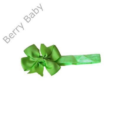Hajpánt: zöld