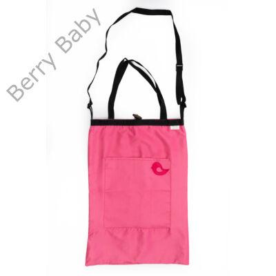 Berry Baby bevásárló táska babakocsira: rózsaszín