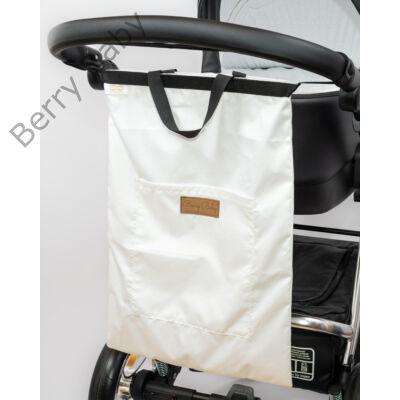 Berry Baby bevásárló táska babakocsira: fehér