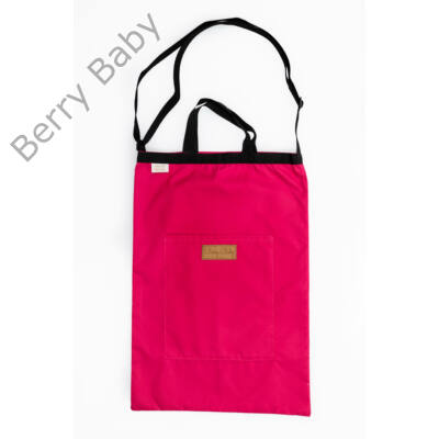 Berry Baby bevásárló táska babakocsira: pink