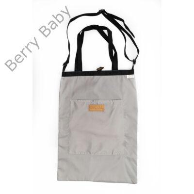 Berry Baby bevásárló táska babakocsira: szürke