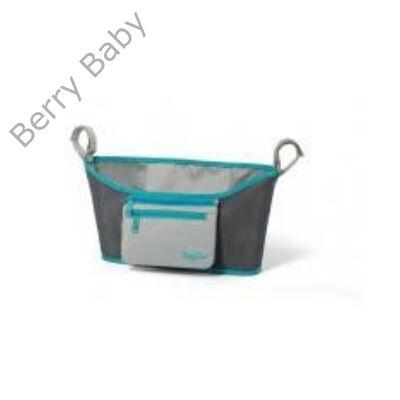 BabyOno babakocsi tároló: szürke-kék