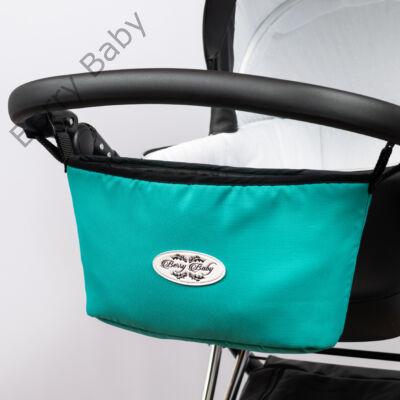 Berry Baby Comfort babakocsi tároló: TÜRKIZ ZÖLD -univerzális