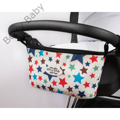 Berry Baby Comfort babakocsi tároló: STARS