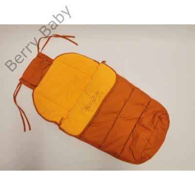 Kids Zone bundazsák babakocsiba: narancssárga