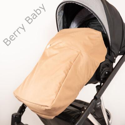 Univerzális Berry Baby lábzsák babakocsira: mogyoró