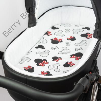Berry Baby Kókusz matrac babakocsi mózes részébe- Minnie