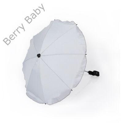 Univerzális napernyő babakocsira-világos szürke