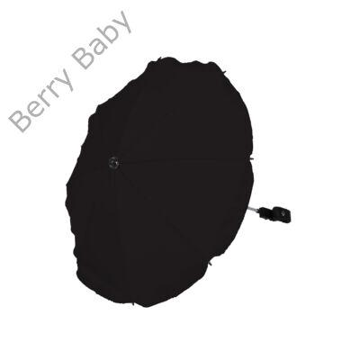 Univerzális napernyő babakocsira- fekete