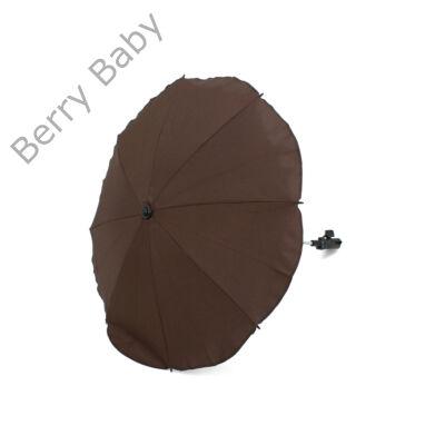 Univerzális napernyő babakocsira- csoki barna