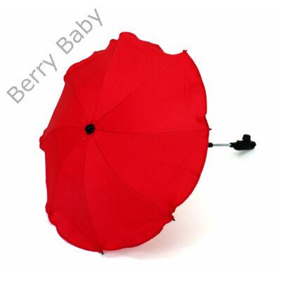Univerzális napernyő babakocsira- piros