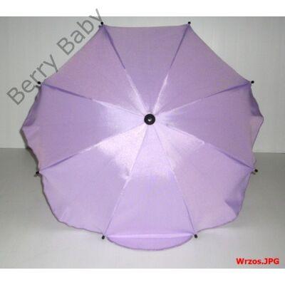 Univerzális napernyő babakocsira- világos lila