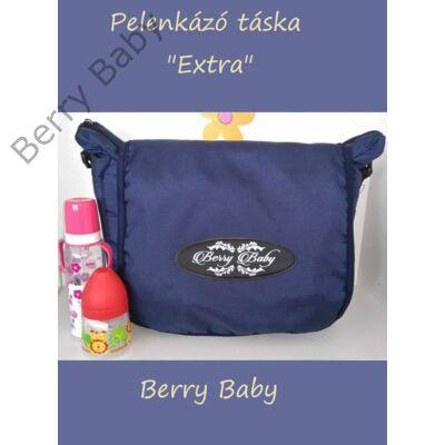Berry Baby EXTRA Pelenkázó táska: sötétkék