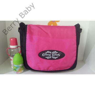 Berry Baby EXTRA Pelenkázó táska: pink