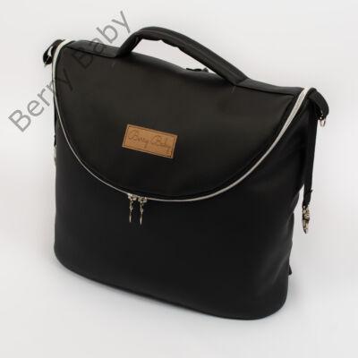 Berry Baby MAX 3in1 pelenkázó táska: Pure Black