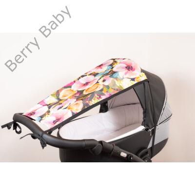 Berry Baby Vitorla babakocsira-univerzális: színes virágos