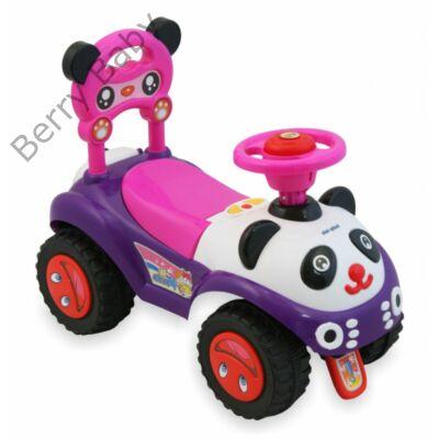 Baby Mix bébitaxi: lila panda