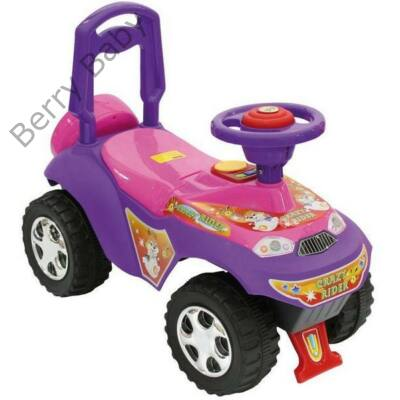 Baby Mix 7600 Turbo bébitaxi: pink-lila