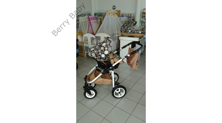 Berry Baby Lux babakocsi  Z-8 - Berry Baby- Lux babakocsi szett 428e2eb7c2