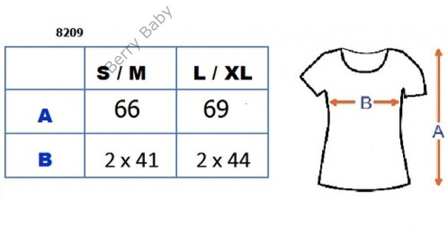 9c6a79ef28 Rövid ujjú kismama póló: L/XL pink +választható LÁB LENYOMAT ÉS FELIRAT