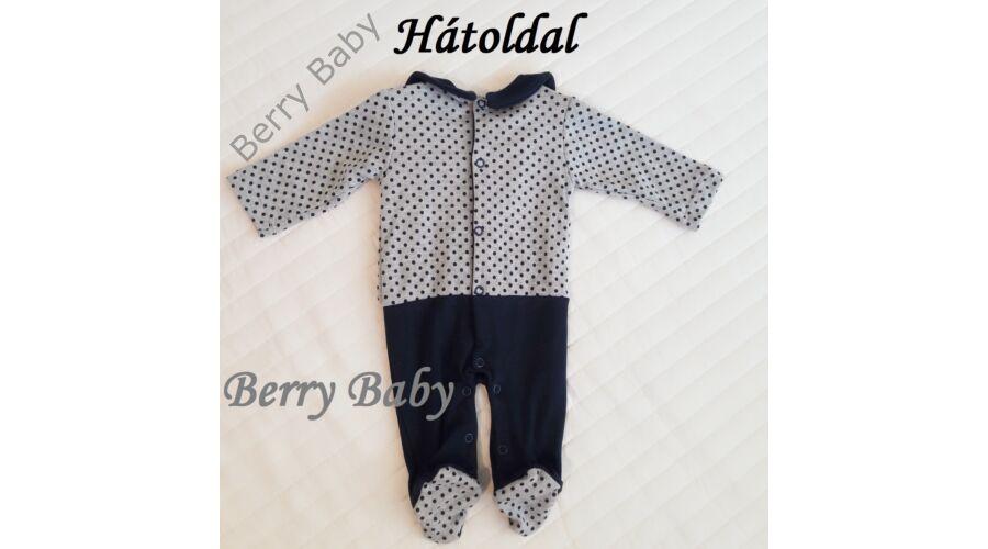 Rugdalózós (kezeslábas) öltöny kisfiúknak -ALKALMI 7b21cf4807